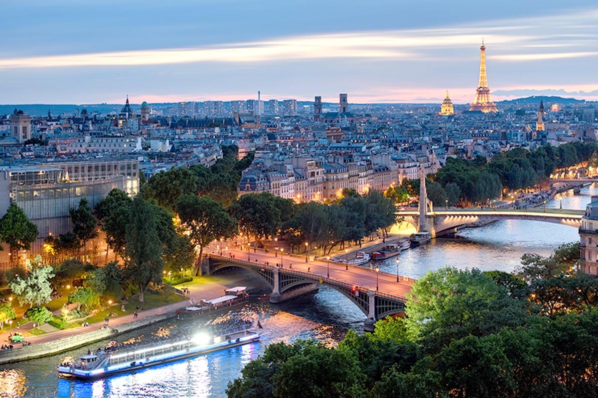 Peniche Belami Paris Péniches