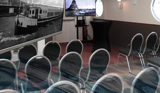 Séminaire Paris Péniches